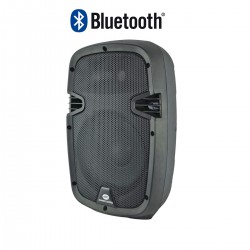 "Altavoz Amplificado 8"" 100 W USB y BLUETOOTH"