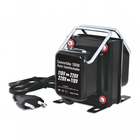 Transformador Corriente Alterna 100 W