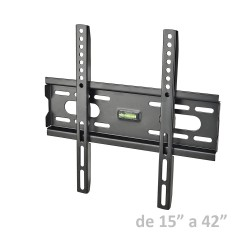 "15"" a 42"" Slim - Soporte TV Pared"