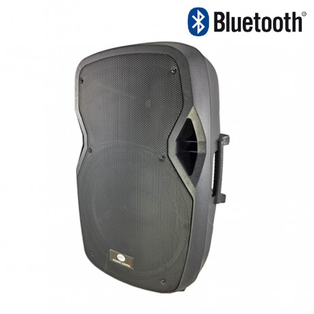 "Altavoz Amplificado 15"" 350W  BLUETOOTH"
