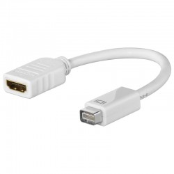 Adaptador Mini DVI a HDMI