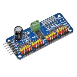 Interface 16 canales para Servos