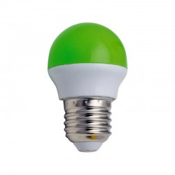 Bombilla LED Color Vede 3 W  G45