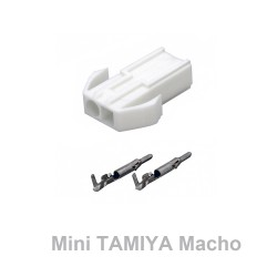 Conector Mini TAMIYA Macho